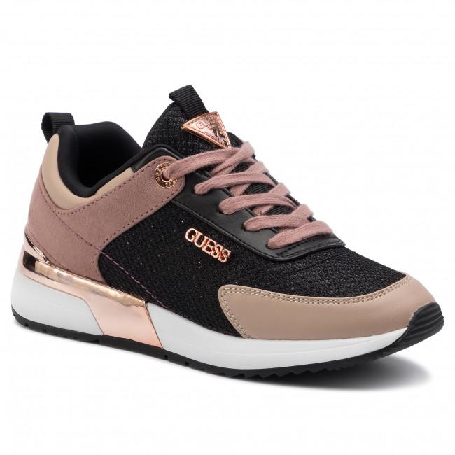qualità affidabile professionale più votato rilasciare informazioni su Sneakers GUESS - Marlyn3 FL7MAR FAM12 BLACK