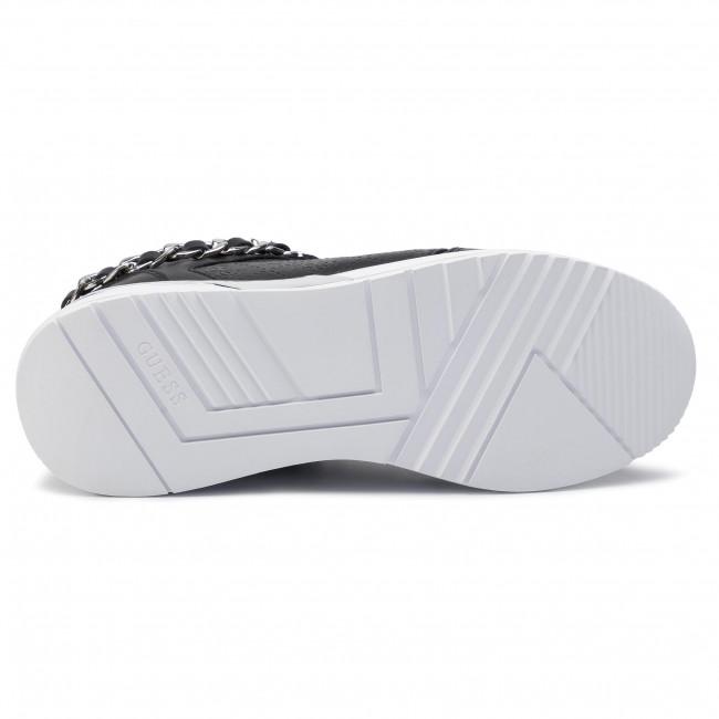 Sneakers Guess Donna Scarpe 2 Black Mian Ele12 Fl7mi2 Basse H9WD2EI