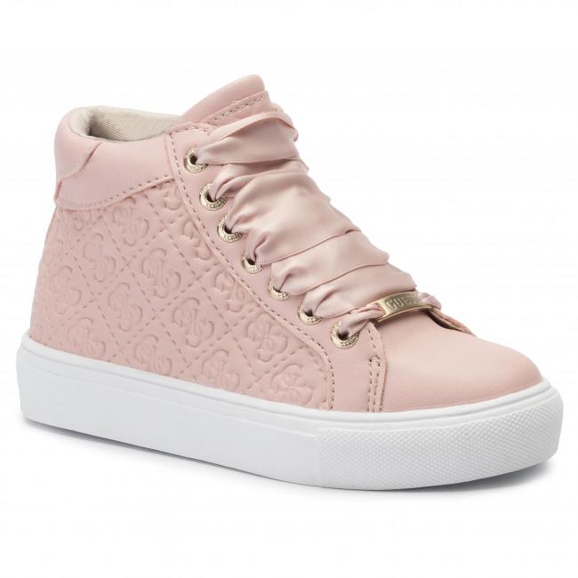 Scarpe Pnk Basse Fi7msh Fal12 Bambino Stringate Sneakers Guess Bambina UzpMqSV