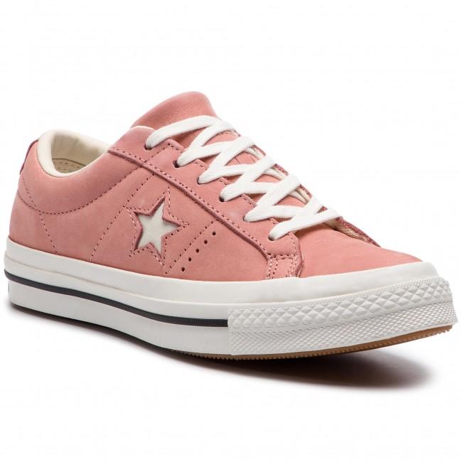 Scarpe sportive CONVERSE One Star Ox 161586C Rust Pink