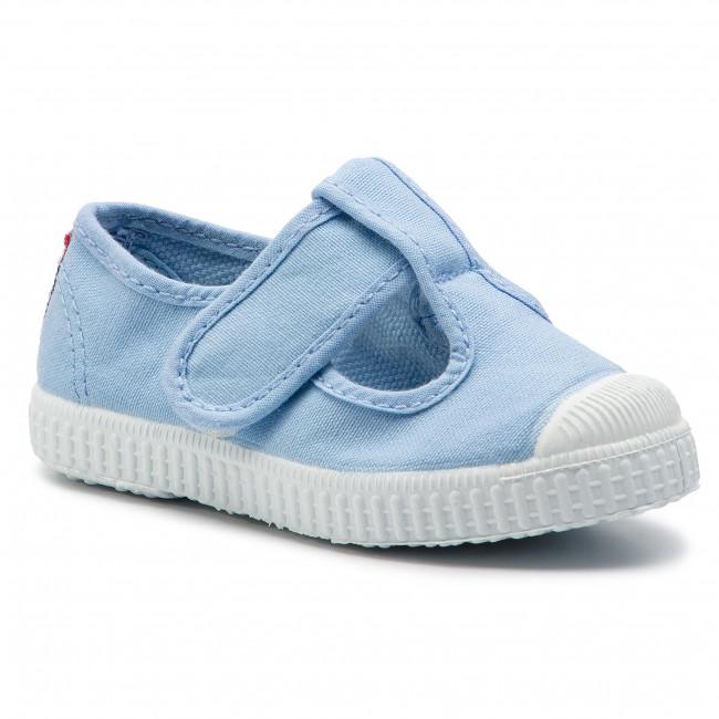 Scarpe Azul Cienta 93 Ginnastica Sky Bambino 77997 Strappi Con Da Basse Bambina KJT1lFc3