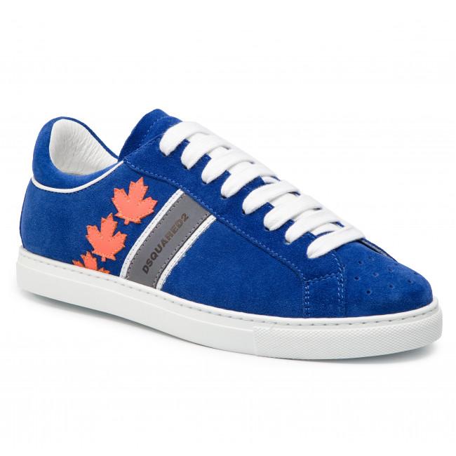 buy online e90f8 d267c Sneakers DSQUARED2 - Canadian Team SNM0035 11950001 M640 Blu/Arancio
