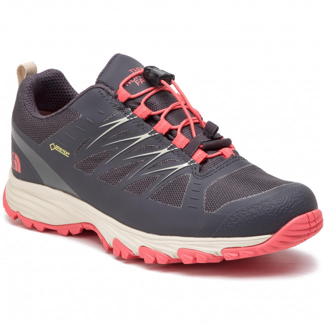 Scarpe THE NORTH FACE Venture Fastlace GORE TEX NF0A3FYZDC0 Blackened PearlFiesta Red