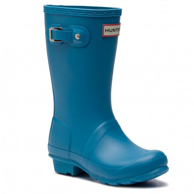 on sale 5218b 9743f Wellington HUNTER - Orginal Kids JFT6000RMA Ocean Blue