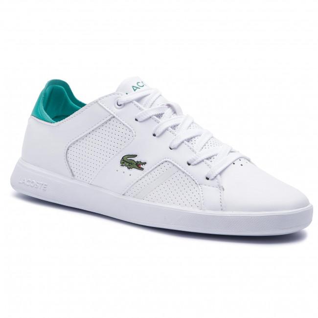 Uomo 1 Wht Sma grn Scarpe Sneakers Novas Lacoste 7 37sma0041082 219 Basse lKF1Jc