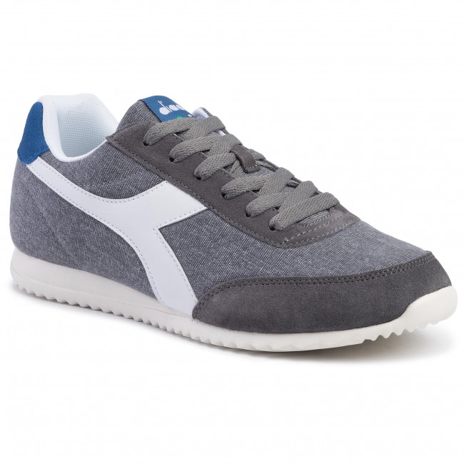 Sneakers DIADORA Jog Light C 101.171578 01 C7169 Steel GrayWhisper White
