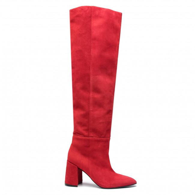 Stivali sopra il ginocchio SIMPLE - Harumi DKH709-Z92-4900-0268-T 29 - Stivali sopra il ginocchio - Stivali e altri - Donna