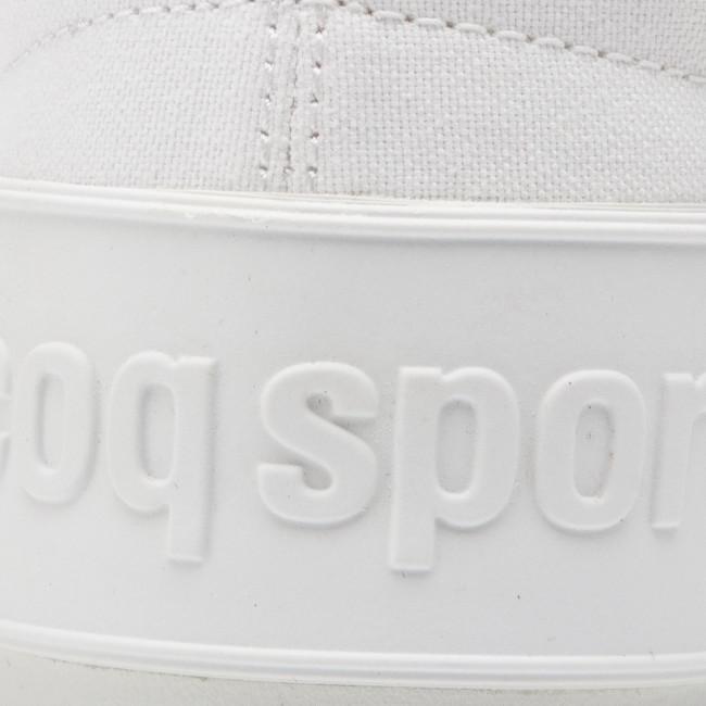 Scarpe sportive LE COQ SPORTIF - Flag Sport 1910496 Optical White - Scarpe da ginnastica - Scarpe basse - Donna