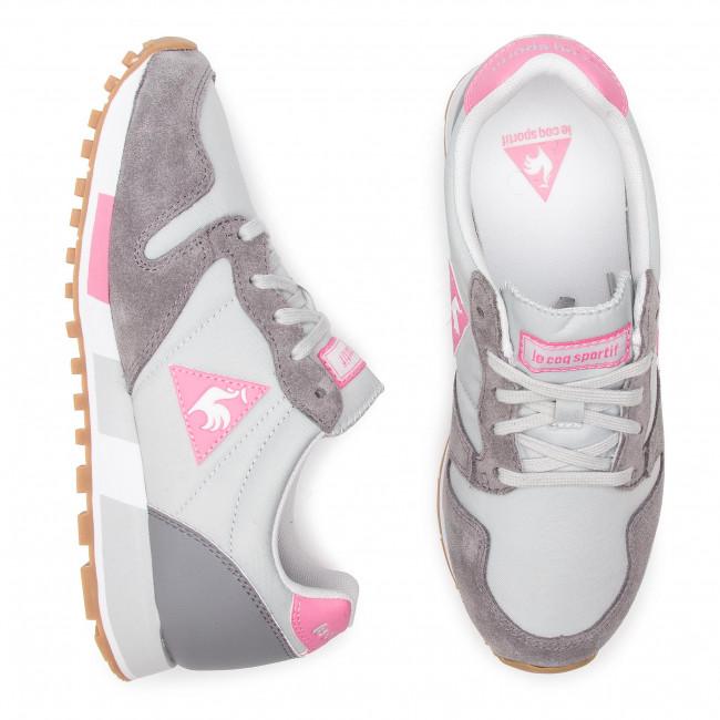 Sneakers LE COQ SPORTIF - Omega W Sport 1910563 Galet/Pink Carnation - Sneakers - Scarpe basse - Donna