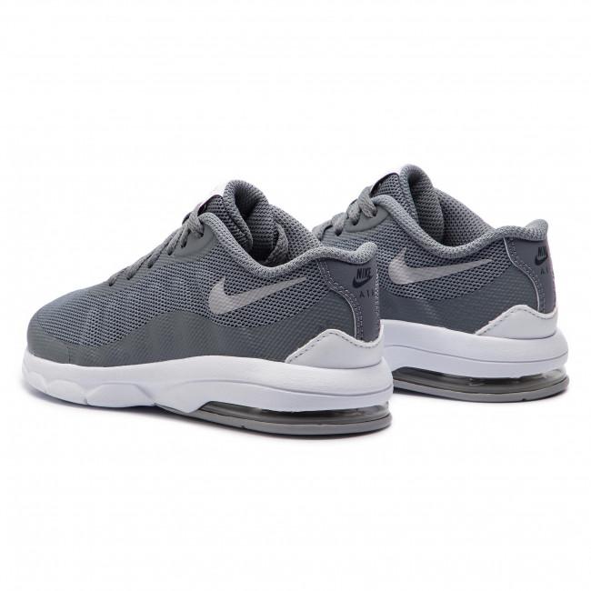 NIKE Air Max Invigor scarpa sportiva bambino grigio scuro