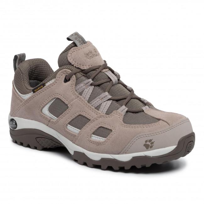 new concept b03b7 c2c57 Scarpe da trekking JACK WOLFSKIN - Vojo Hike 2 Texapore Low W 4032391  Siltstone