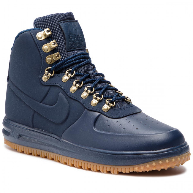 Scarpe NIKE Lunar Force 1 Duckboot '18 BQ7930 BlackWolf