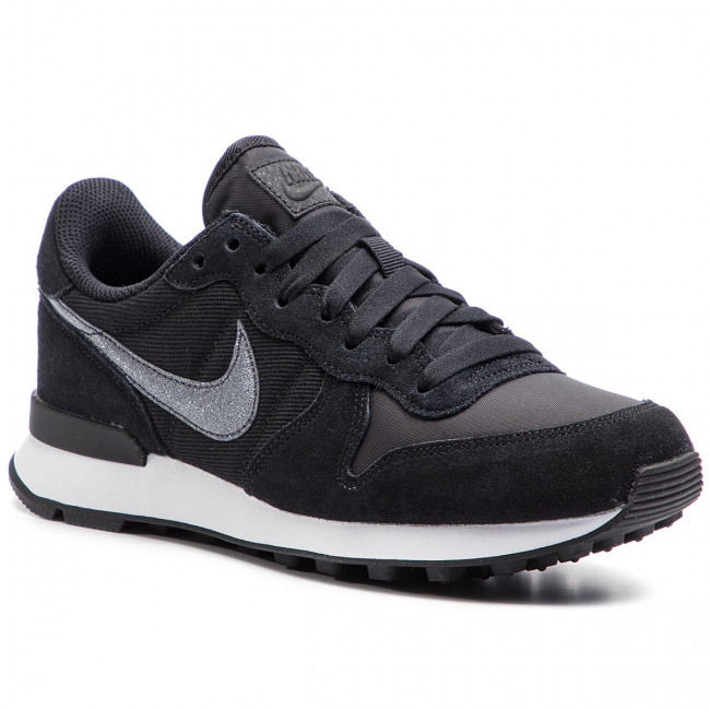 nike internationalist donna nero