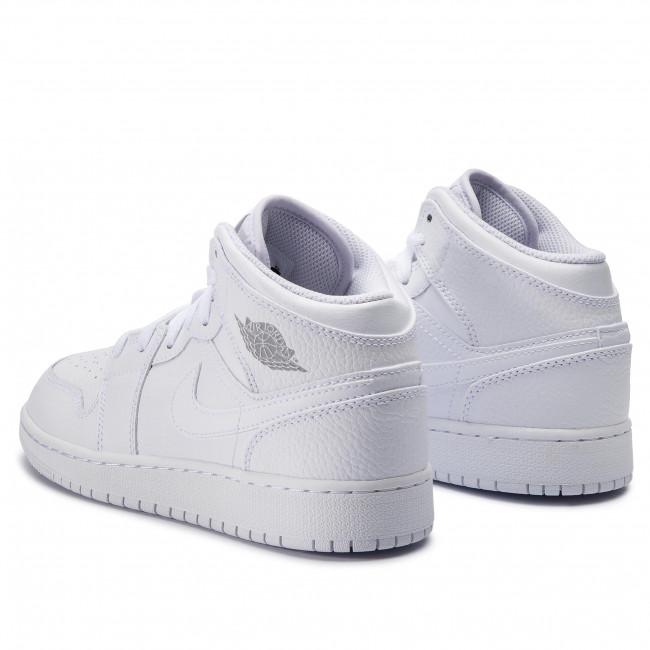 109 Whitepureplatinumwhite 1 Nike Jordan Midgs554725 Scarpe Air 5Ajc4qS3RL
