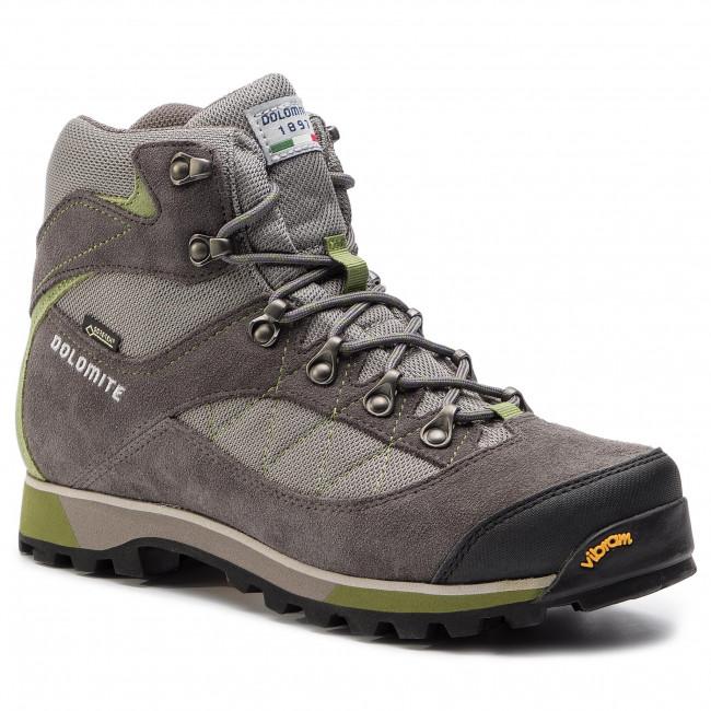 finest selection 12511 0ca3d Scarpe da trekking DOLOMITE - Zernez Gtx GORE-TEX 248115-1159 Graphite  Grey/Olive Green