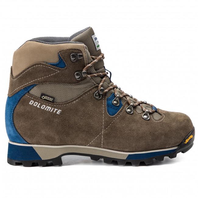 premium selection bc4d0 36340 Scarpe da trekking DOLOMITE - Tash Gtx GORE-TEX 250515-1156011 Date  Brown/True Blue