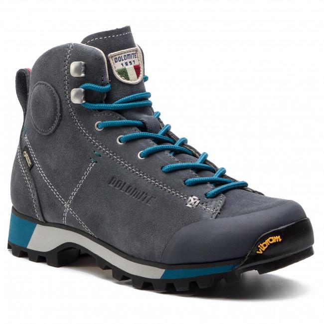 Più affidabile vari colori grande sconto di vendita Scarpe da trekking DOLOMITE - Cinquantaquattro Hike W Gtx GORE-TEX  269483-1076005 Gunmetal Grey