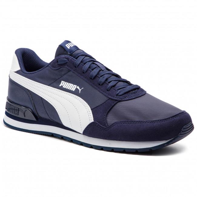 Runner 365278 08 Sneakers puma Puma Basse Uomo White V2 Scarpe St Nl Peacoat rdoxBECeWQ