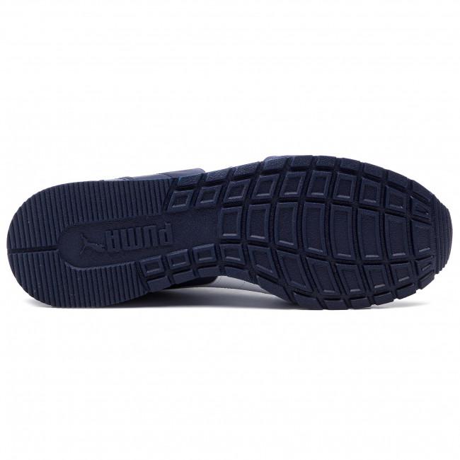 08 Uomo White Scarpe 365278 Sneakers Basse St Puma Nl Peacoat puma Runner V2 kiPuTOXZ