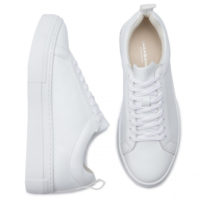 208 Vagabond Scarpe Donna Basse Zoe Sneakers Platfo 4827 01 White 54ARjL
