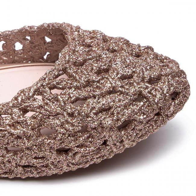 Ballerine MELISSA - Campana Crochet Ad 32246 Pink Glitter 51801 - Ballerine - Scarpe basse - Donna