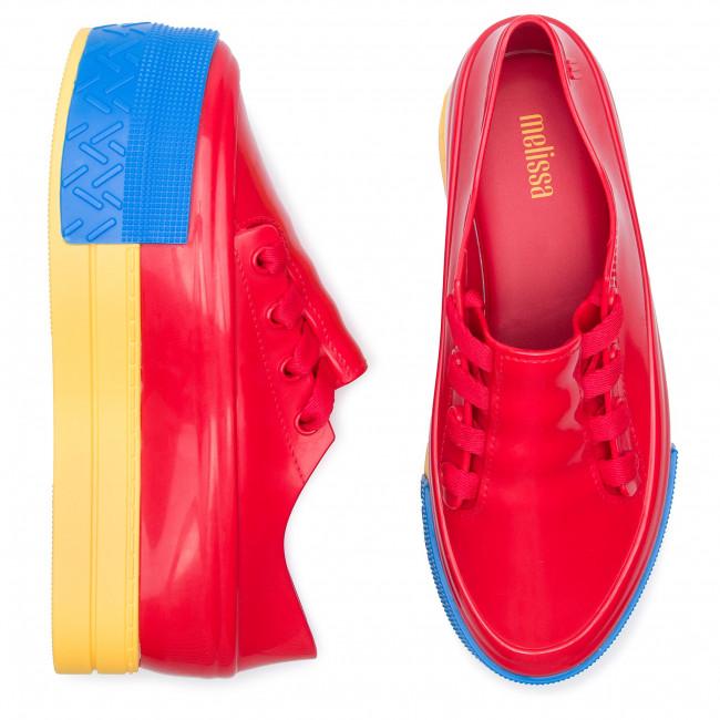 Sneakers MELISSA - Ulitisa Sneaker Platfor 32556 Red/Yellow/Blue 53497 - Sneakers - Scarpe basse - Donna