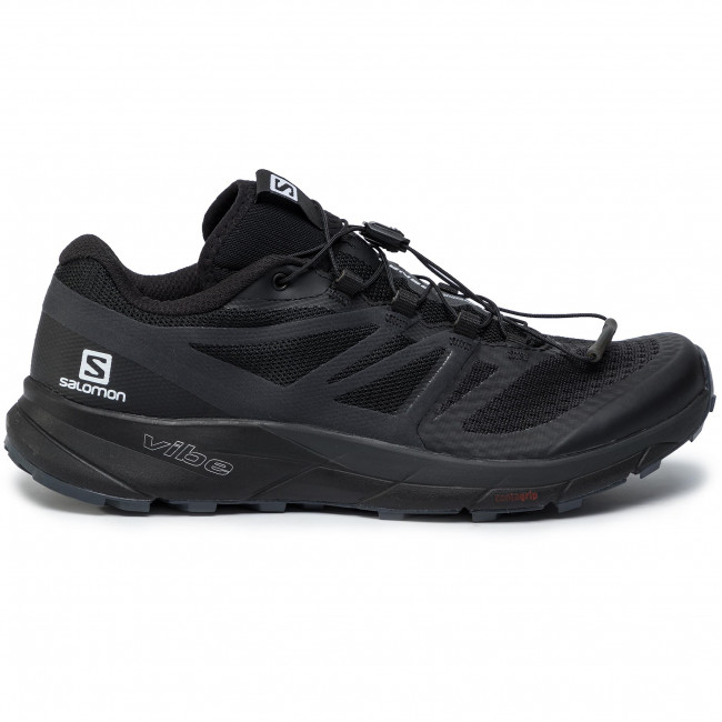 Salomon Ride 27 Black 408033 Scarpe Running Sense phantom ebony 2 Sportive Uomo V0 Trail 5RqAj34L