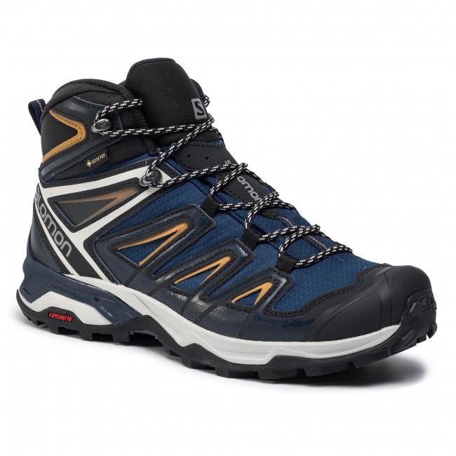 scarpe da trekking gore tex salomon