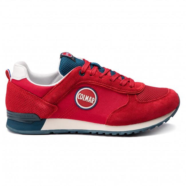 c3f8edd3c3 Sneakers COLMAR - Travis Colors 010 Red/Deep Blue