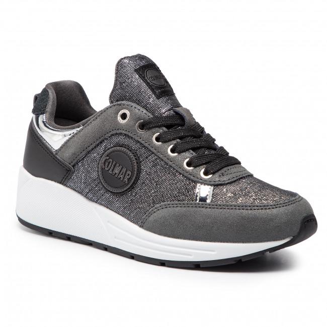 ae707ecb40 Sneakers COLMAR - Travis Punk 140 Dk Silver
