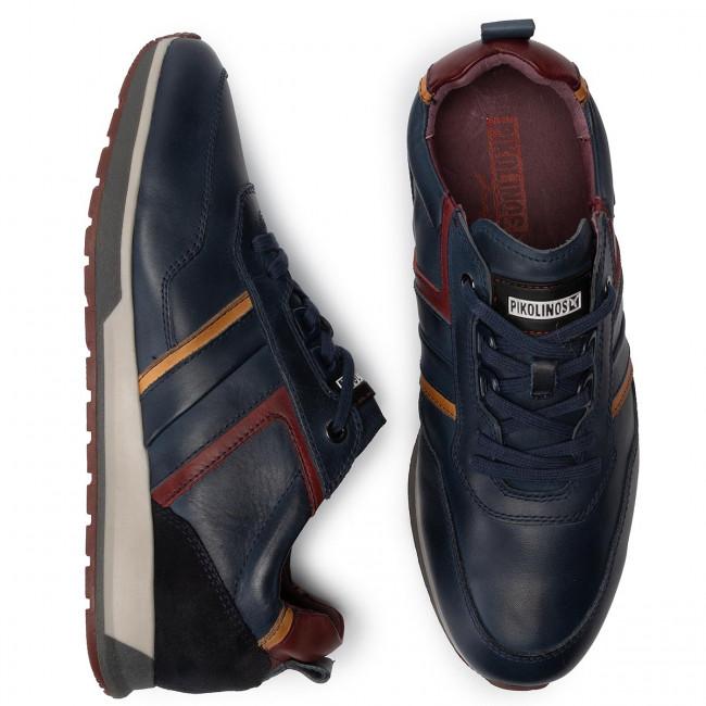 6280c1 M5n Pikolinos Scarpe Sneakers Blue Basse Uomo 6Yf7gby