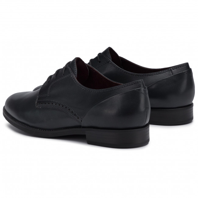 Tamaris Navy Basse Scarpe Donna 805 1 23 23201 Francesina Oxfords XPiZuk