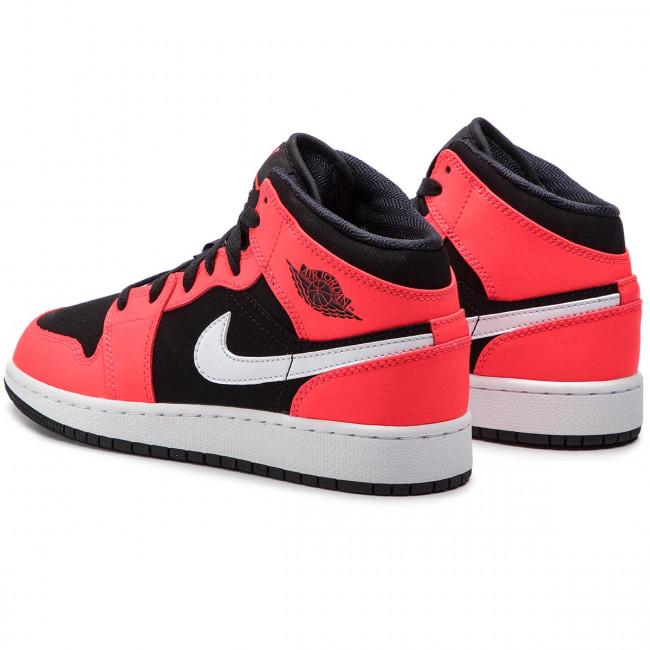 Scarpe 23white 1 061 Nike Air Blackinfrared Midgs554725 Jordan LUMSGzpjqV