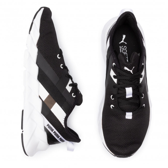 Fitness 01 Scarpe Black Sportive Weave 192611 White Donna Xt Puma Wn's puma 6vYbf7gIy