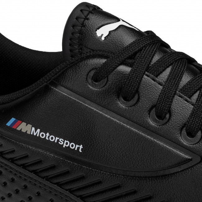 03 Basse 7s Black puma Sneakers Scarpe Mms White Uomo Cat 306423 Bmw Ultra Puma Drift RL4j5A