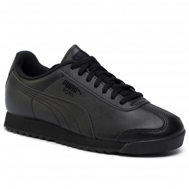 Roma Jr Sneakers Donna Puma black Scarpe Basic 354259 Black 12 Basse 1JlFKc
