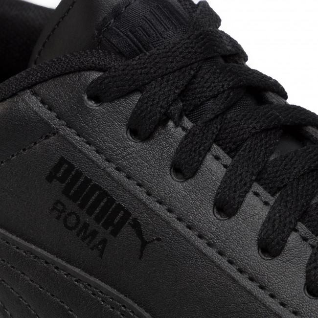 Puma Black 354259 12 black Donna Basic Scarpe Basse Roma Sneakers Jr rdeWCBox