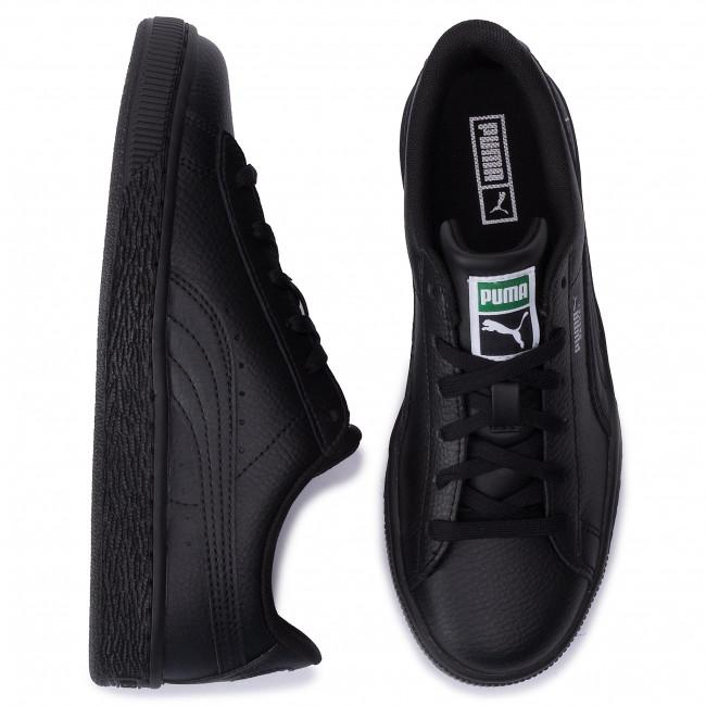 364503 Black Scarpe 03 Jr Black Classic Basse Basket Sneakers Donna puma Puma Lfs uT135JlKcF