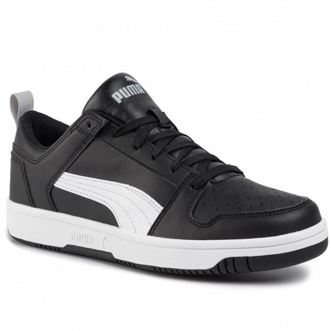Sneakers PUMA - Rebound Layup Lo Sl 369866 02 Puma Black/White/High Rise