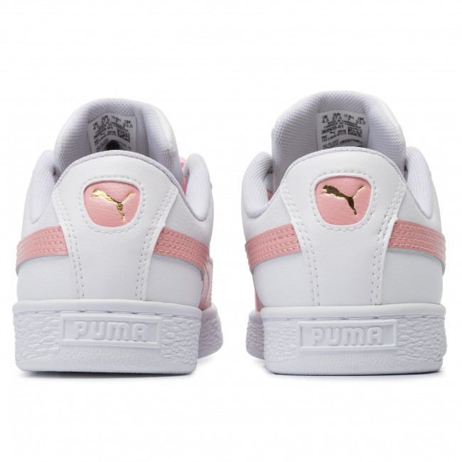 Reinvent Puma Wn's bridal Rose 369935 01 White Heart Donna Scarpe Basse Basket Sneakers tCohdxBsQr