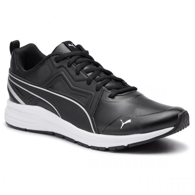 Sneakers PUMA Pure Jogger SL 370305 01 Puma BlackSilverWhite