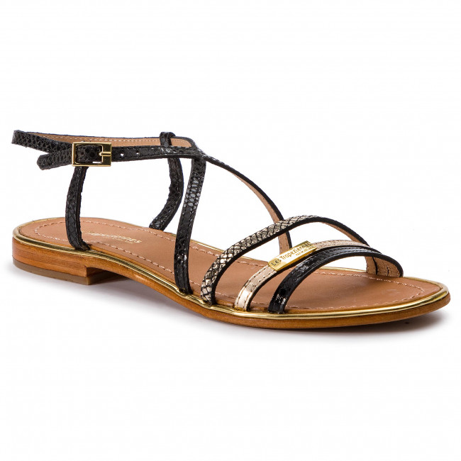 Sandali Les Tropeziennes Balise 19103 Black Multi Sandali Da Giorno Sandali Ciabatte E Sandali Donna Escarpe It