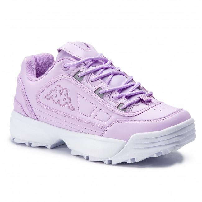 ffb71307afb4 Sneakers KAPPA - Rave 242681 Flieder/White 2410 - Sneakers - Scarpe basse -  Donna - escarpe.it