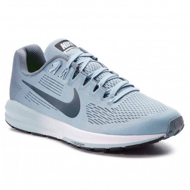 Scarpe NIKE - Air Zoom Structure 21 904701 400 Armory Blue/Armory Navy