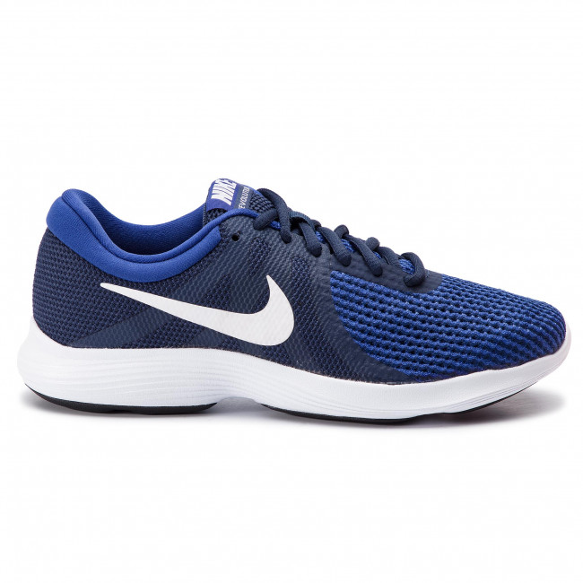 Nike Revolution 4 EU, Scarpe da Running Uomo Midnight Navy