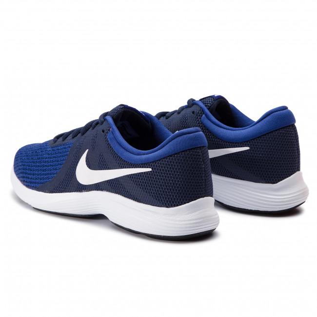 Aj3490 414 Scarpe Da Allenamento 4 Running Sportive Eu Revolution Nike Navy Donna Midnight white 1KcFlJ