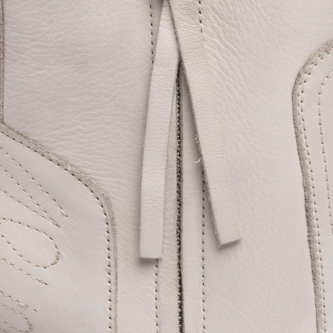 Tronchetti Bronx - 34129-g Bx 1440 Off White 05 Stivali E Altri Donna