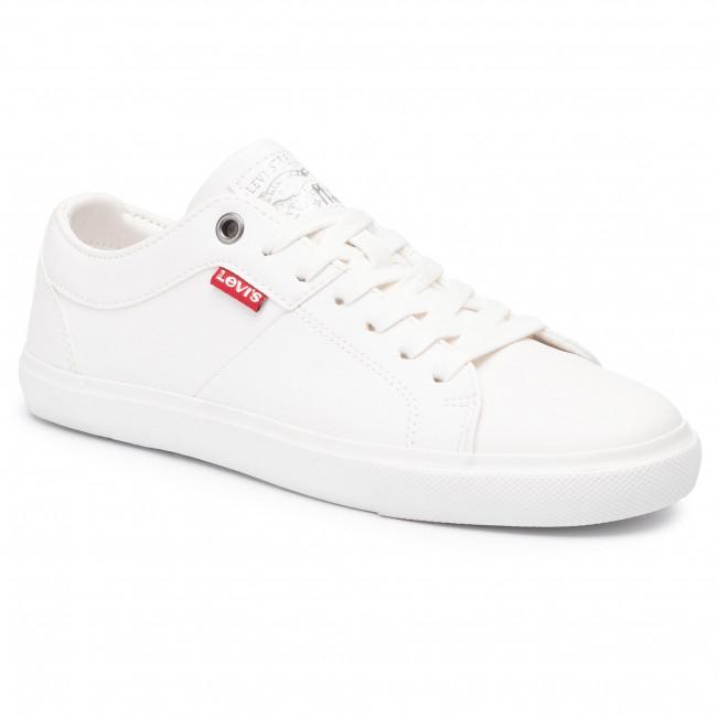 Scarpe sportive LEVI'S 227843 755 50 Brilliant White