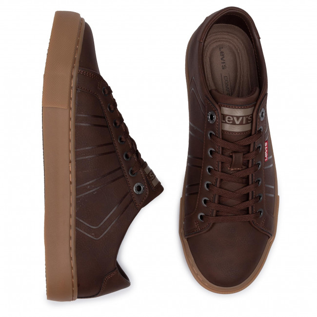 Sneakers Brown 230693 Scarpe 28 Uomo Levi's 1964 Basse 3q4AL5jR