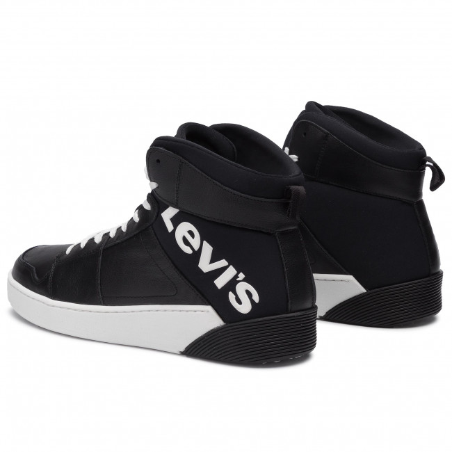 60 Black Brill Uomo Levi's 230699 Sneakers Basse 931 Scarpe w0kOPn